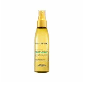 L'Oreal Professionnel Serie Expert Solar Sublime Protection Conditioning Spray spray ochronny do włosów 125ml