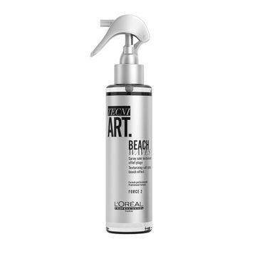 L'Oreal Professionnel Tecni Art Beach Waves Texturizing Salt Spray teksturyzujący spray z solą do włosów Force 2 150ml