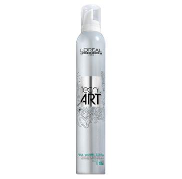 L'Oreal Professionnel Tecni.Art Full Volume Extra pianka nadająca włosom ekstraobjętość 250 ml