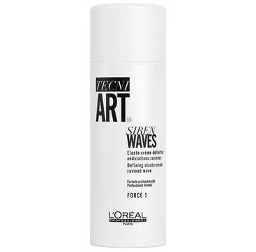 L'Oreal Professionnel Tecni Art Siren Waves krem podkreślający skręt loków Force 1 150ml