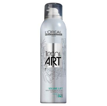 L'Oreal Professionnel Tecni.Art Volume Lift pianka w sprayu objętość u nasady 250 ml