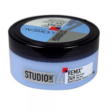 L'Oreal Special FX Studio Remix modelująca pasta do włosów słoik 150 ml