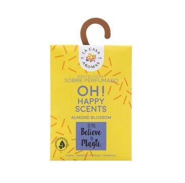 La Casa de los Aromas Oh! Happy Scents saszetka zapachowa Almond Blossom (100 ml)