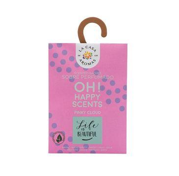 La Casa de los Aromas Oh! Happy Scents saszetka zapachowa Pinky Cloud (100 ml)
