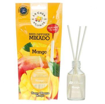 La Casa de los Aromas Olejek aromatyczny z patyczkami Mango 30ml