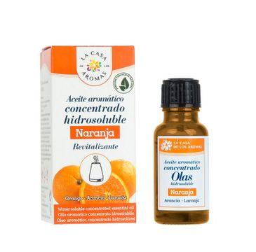 La Casa de los Aromas – Olejek zapachowy do nawilżaczy Kwiat Pomarańczy (15 ml)