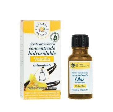 La Casa de los Aromas – Olejek zapachowy do nawilżaczy Wanilia (15 ml)