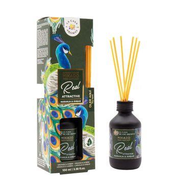 La Casa de los Aromas Safari patyczki zapachowe Real Attractive (100 ml)