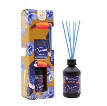 La Casa de los Aromas Safari patyczki zapachowe Toucan Exotic (100 ml)