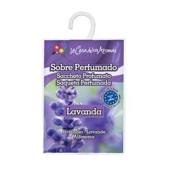 La Casa de los Aromas Sobre Perfumado saszetka zapachowa Lawenda 13g