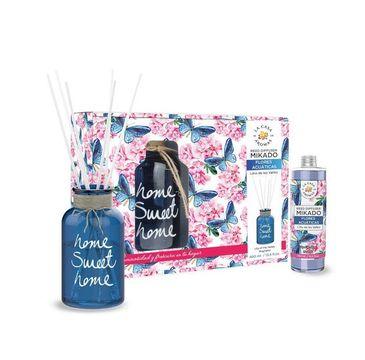 La Casa de los Aromas – Sweet Home zestaw patyczki zapachowe + wazon Konwalia (400 ml)