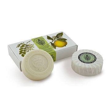 La Florentina Bath Soap zestaw mydeł do kąpieli Citron & Acacia 2x115g