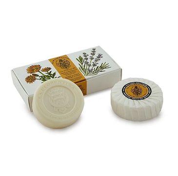 La Florentina Bath Soap zestaw mydeł do kąpieli Lavender & Marigold 2x115g