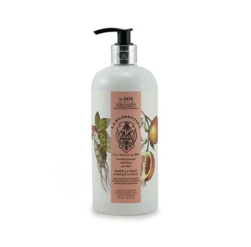 La Florentina Hand & Body Liquid Soap mydło do rąk i ciała w płynie Pomegranate & Ginseng 500ml
