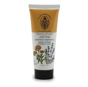 La Florentina Hand Cream krem do rąk Lavender & Marigold 75ml