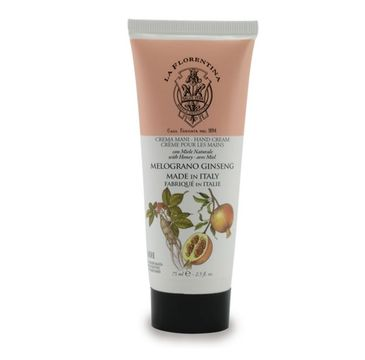 La Florentina Hand Cream krem do rąk Pomegranate & Ginseng 75ml