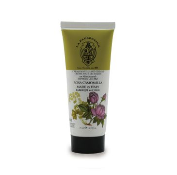 La Florentina Hand Cream krem do rąk Rose & Chamomile 75ml