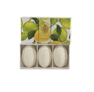 La Florentina Hand Soap zestaw mydeł do rąk Boboli Citrus (3 x 150 g)