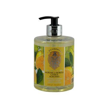 La Florentina Liquid Soap płynne mydło do rąk Boboli Citrus 500ml