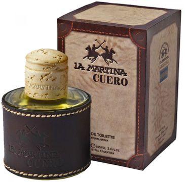 La Martina Cuero woda toaletowa spray (100 ml)