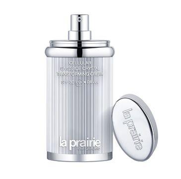 La Prairie Cellular Swiss Ice Crystal Transforming Cream SPF30 beztłuszczowy krem koloryzujący 30 Beige 30ml