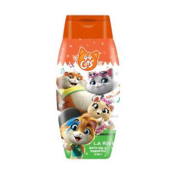 La Rive – 44 Cats Lollypop 2w1 żel pod prysznic (250 ml)