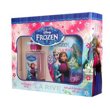 La Rive Disney Frozen Zestaw prezentowy (woda perf. 50ml+żel pod prysznic 2w1 250ml)