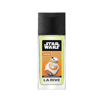 La Rive Disney Star Wars dezodorant w atomizerze delikatny zapach 80 ml