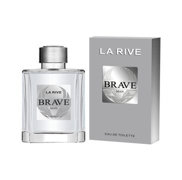 La Rive for Men Brave woda toaletowa męska 100 ml
