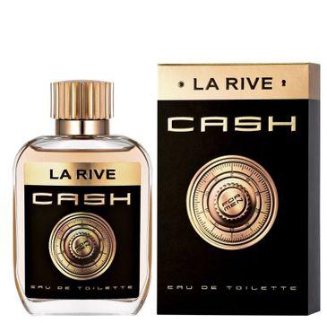 La Rive for Men Cash woda toaletowa męska 100 ml