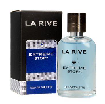 La Rive for Men Extreme Story – woda toaletowa 30ml
