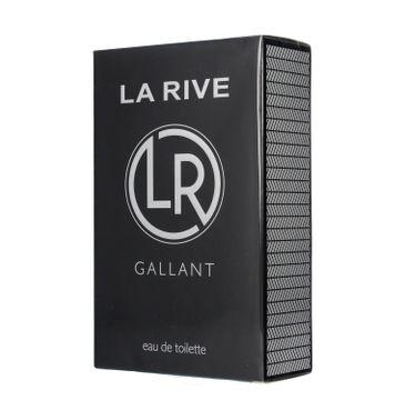 La Rive for Men Gallant Woda toaletowa 100ml