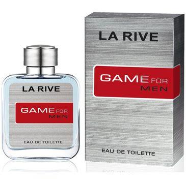 La Rive for Men Game For Man woda toaletowa męska 100 ml