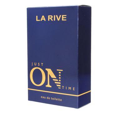 La Rive for Men Just on Time woda toaletowa 100 ml