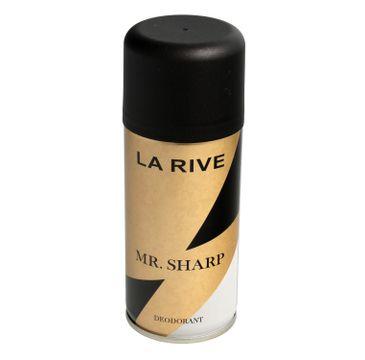 La Rive for Men Mr.Sharp Dezodorant spray (150 ml)