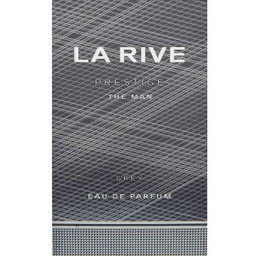 La Rive for Men Prestige Grey woda toaletowa dla mężczyzn 75 ml