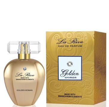 La Rive for Woman Golden woda perfumowana damska z kryształkiem Swarovskiego 75 ml