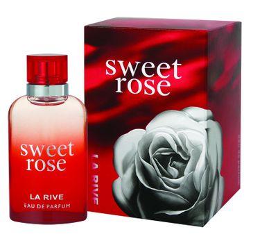 La Rive for Woman Sweet Rose woda perfumowana damska 100 ml