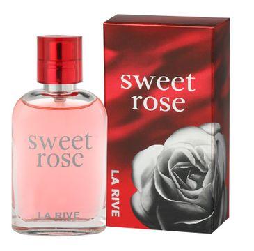 La Rive for Woman Sweet Rose woda perfumowana damska 30 ml