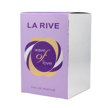 La Rive for Woman Wave of Love woda perfumowana  90ml