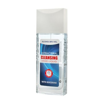 La Rive – Oczyszczający płyn antybakteryjny do rąk z gliceryną (80 ml)