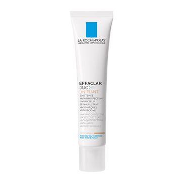 La Roche Posay Effaclar Duo + Unifiant tonujący krem zwalczający niedoskonałości Medium (40 ml)