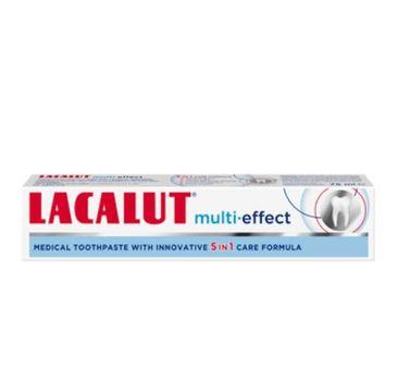 Lacalut – pasta do zębów Multi-Effect 5w1 (75 ml)