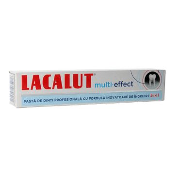 Lacalut Multi Effect 5w1 pasta do zębów 75 ml