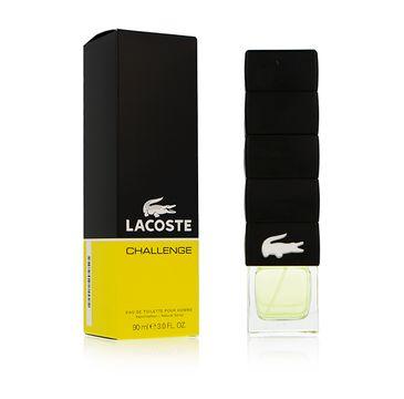 Lacoste Challenge woda toaletowa spray 90ml