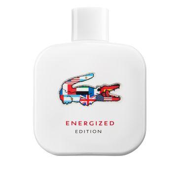 Lacoste L.12.12 Energized Pour Homme woda toaletowa spray 100ml