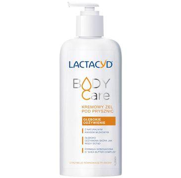 Lactacyd – Body Care Kremowy Żel pod prysznic - Głębokie Odżywienie (1 szt.)