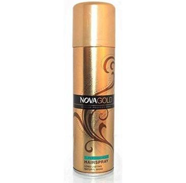Nova Gold lakier do włosów (400 ml)