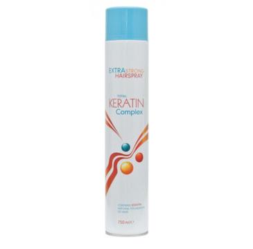 CeCe Keratin Complex extra mocny lakier z keratyną (750 ml)