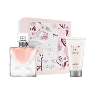 Lancome La Vie Est Belle zestaw woda perfumowana spray 30ml + balsam do ciała 50ml (1 szt.)